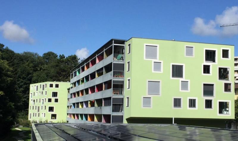 Immeubles Monséjour à Fribourg