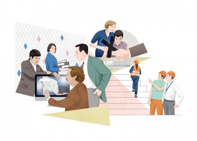 Harcèlement sexuel sur le lieu de travail
