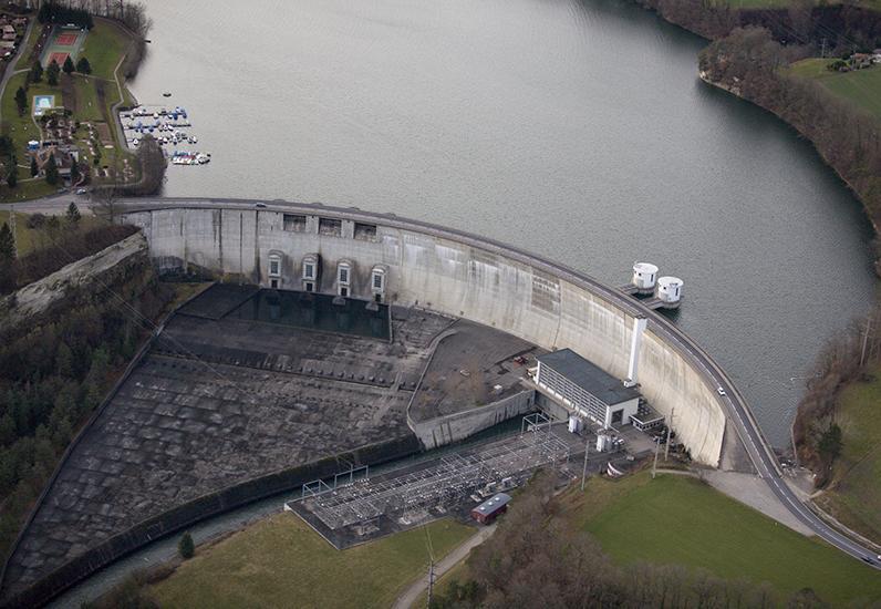 Barrage de Schiffenen