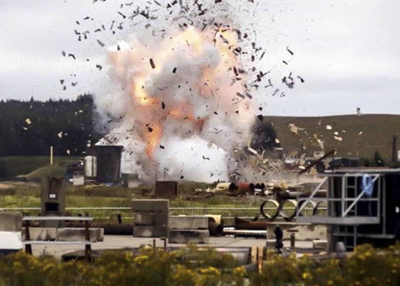 Explosifs et minage