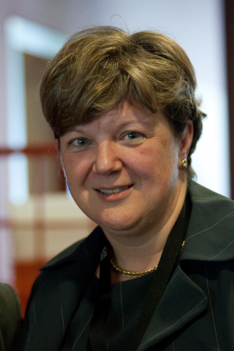 Isabelle Chassot, ancienne Conseillère d'Etat/alte Staatsrätin, (2001-2013)