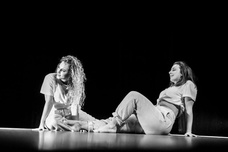 Deux danseuses