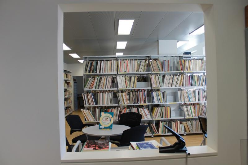 Bibliothèque - Collections