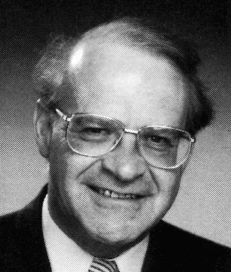 Augustin Macheret, ancien Conseiller d'Etat/alt Staatsrat, (1991-2006)