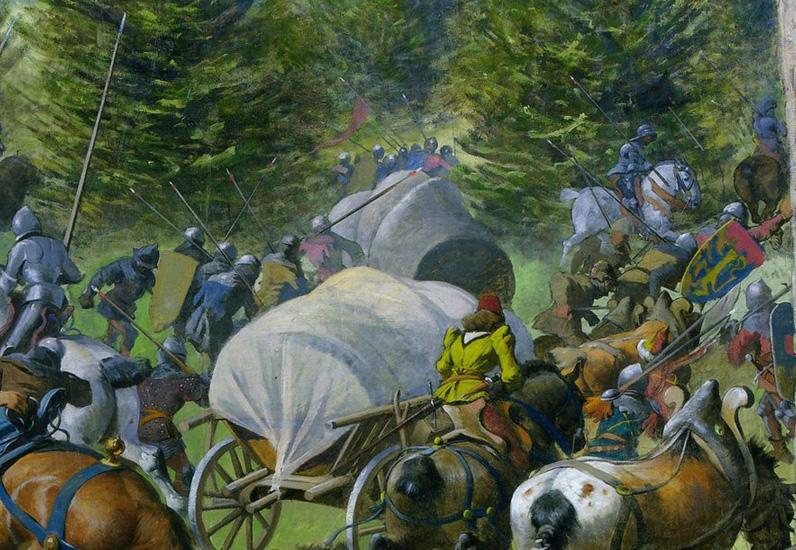 Bataille de Morat - Murtenschlacht