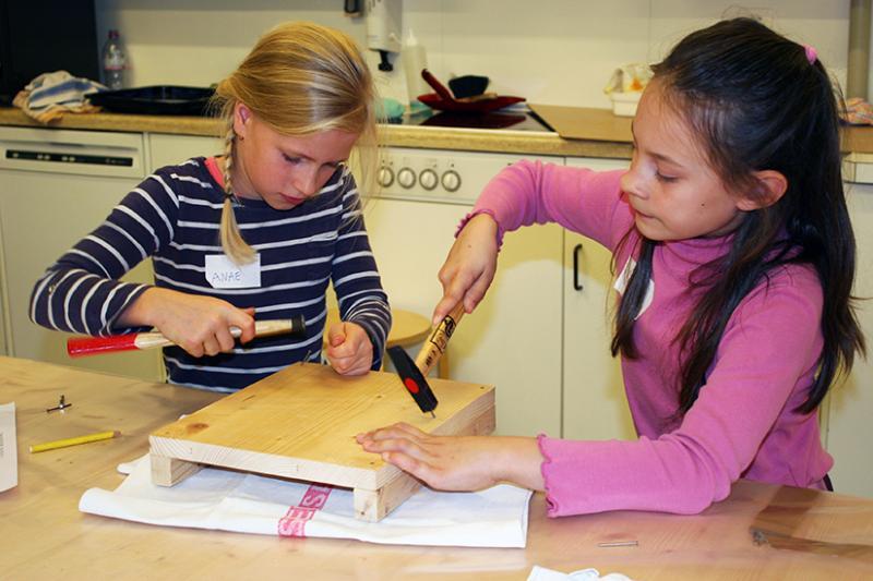 Construction d'un nichoir à chauves-souris