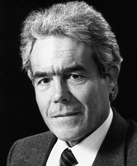Félicien Morel, ancien Conseiller d'Etat/alt Staatsrat, (1981-1996)