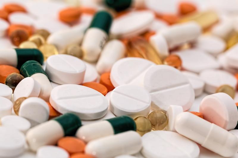 Cachets de médicaments