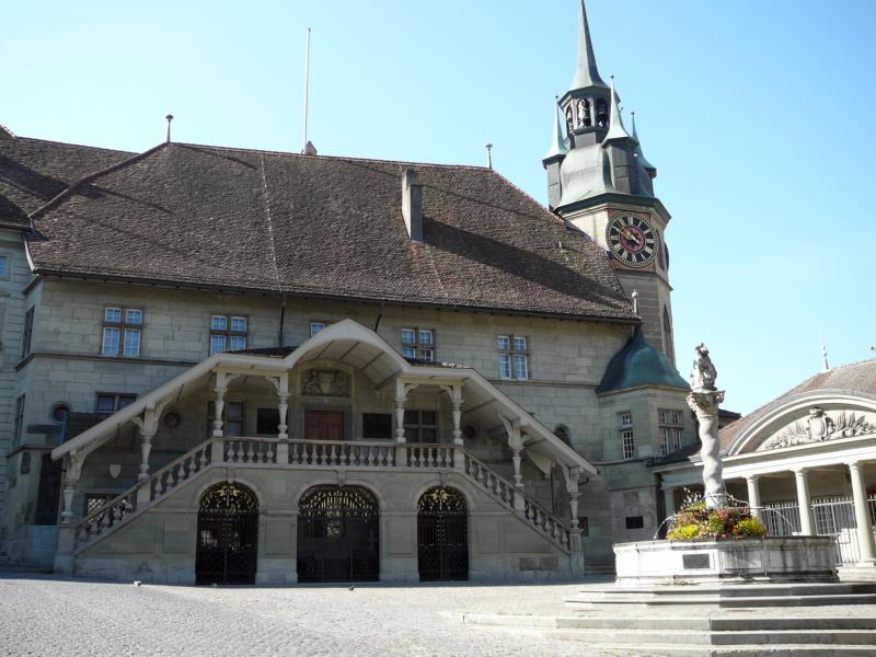 Le Grand Conseil fribourgeois