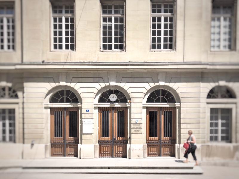 Justice de paix de la Sarine - Friedensgericht des Saanebezirks