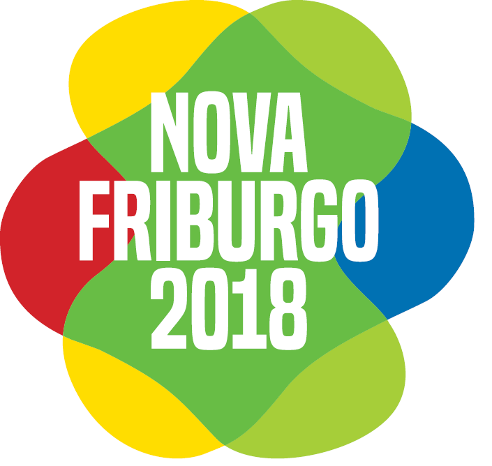 Logo Bicentenaire Nova Friburgo 1818-2018