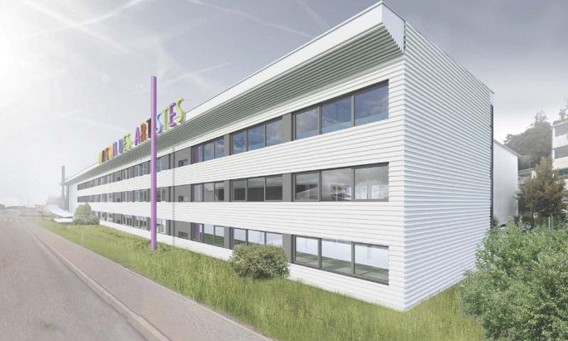 Pour renforcer la création fribourgeoise, l'Etat de Fribourg soutien la Maison des Artistes