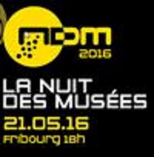 Tout bouge ! Nuit des Musées 2016