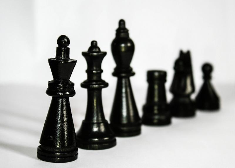 Pions d'échecs