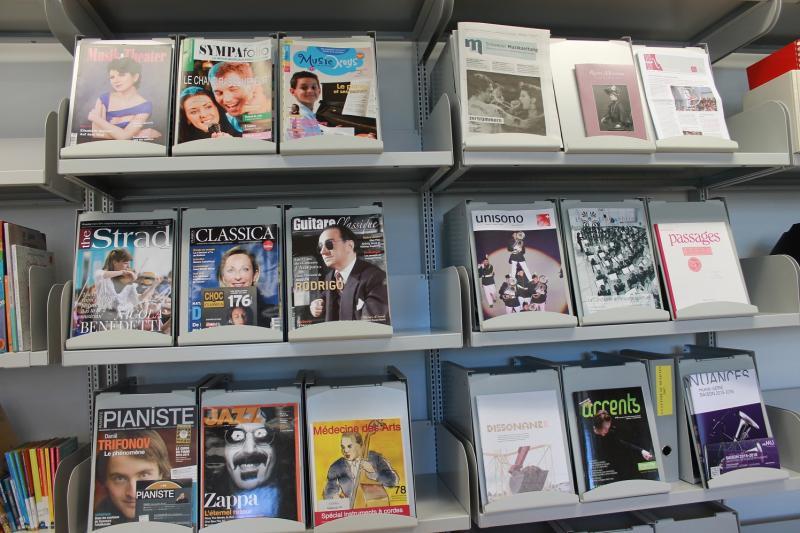 Bibliothèque - informations générales