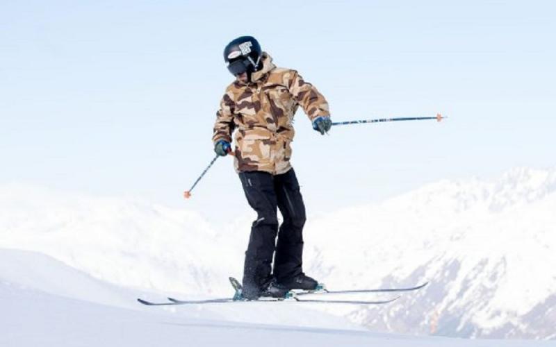 Freestyle Skifahren