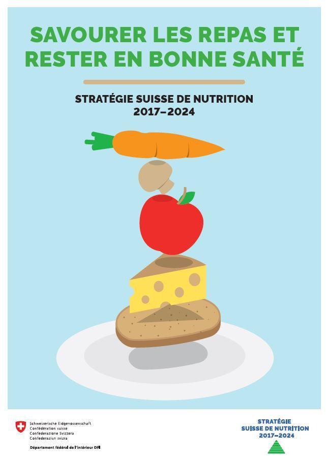 """Couverture du document """"Savourer les repas et rester en bonne santé"""""""