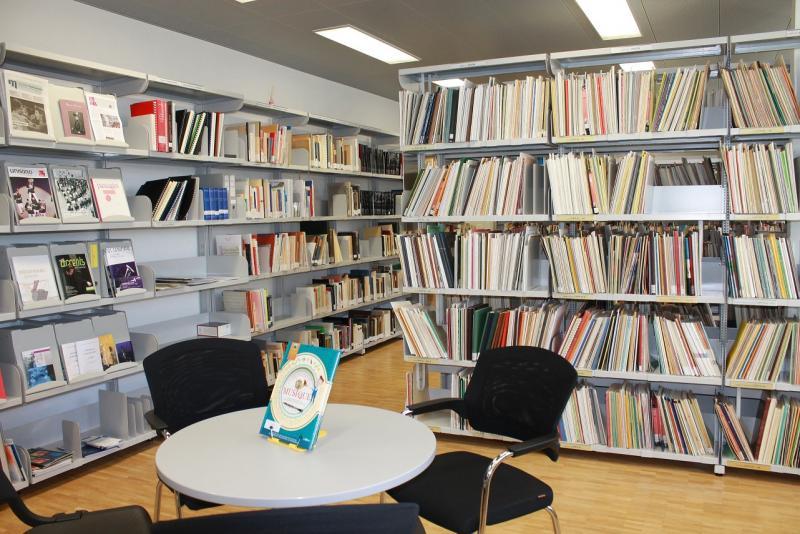 Bibliothèque - Liens