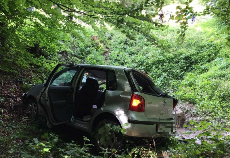 Accident de la circulation à Pierrafortscha