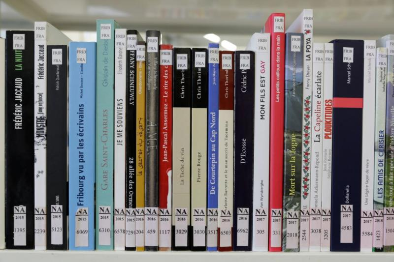 Neuere gedruckte Dokumente aus der Kantons- und Universitätsbibliothek
