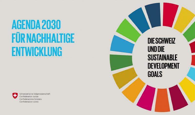 Die Schweiz und die nachhaltige Entwicklung