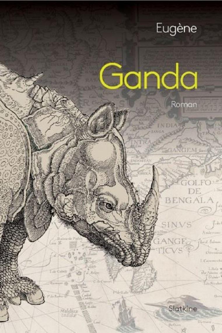 Ganda, roman d'Eugène
