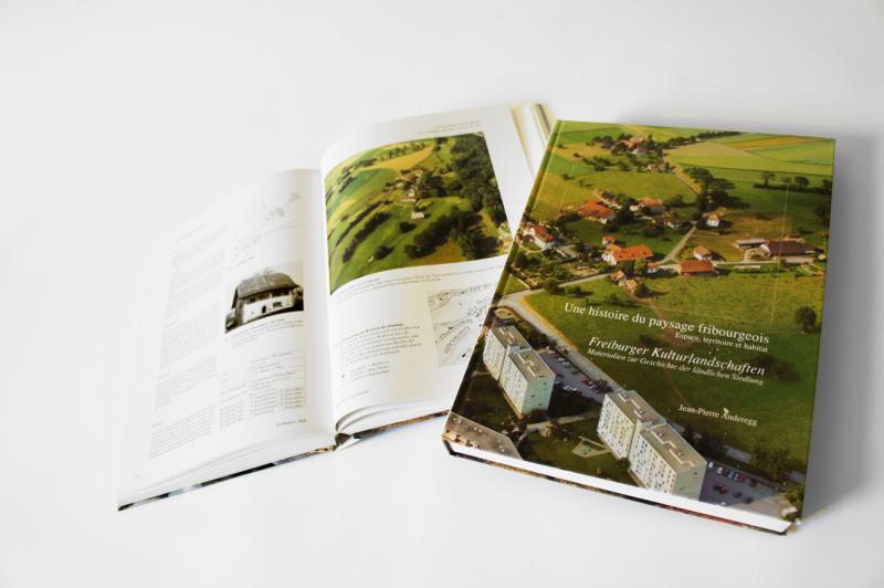 Une histoire du paysage fribourgeois