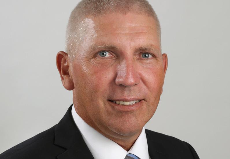 Marc Andrey, Chef der Kriminalpolizei