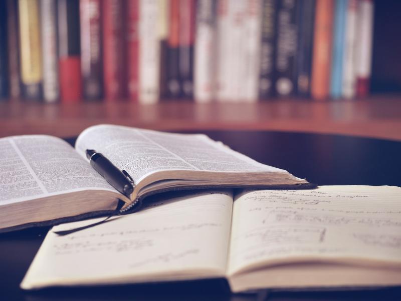 livre ouvert - offenes Buch