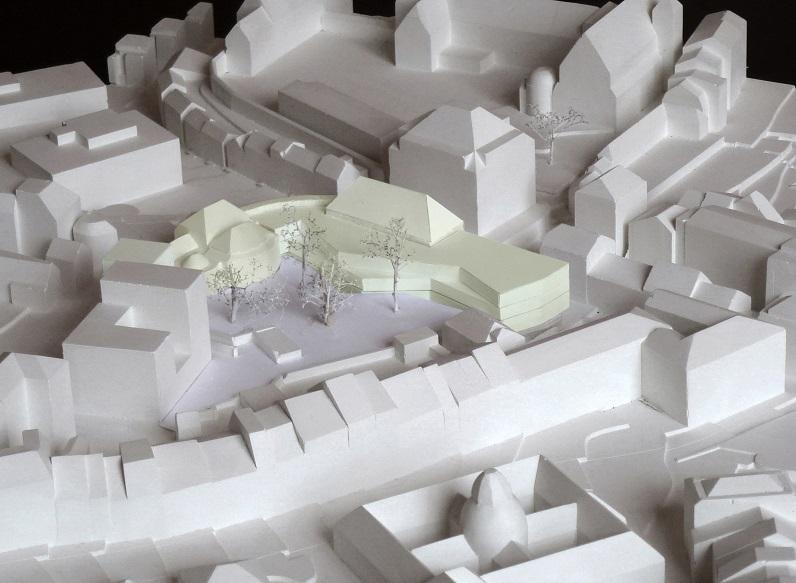 Projet de construction BCU - Bauprojekt KUB