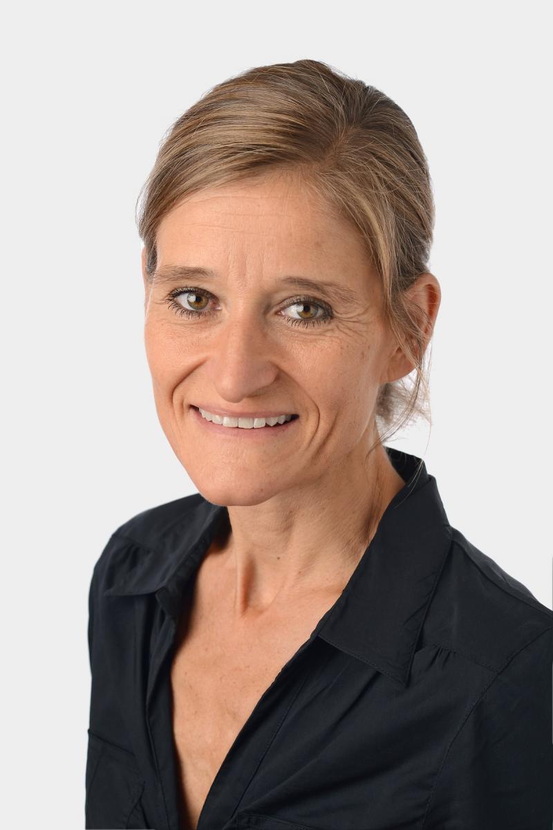 Catherine Moser Jenni - Deutschsprachige Kinder- und Jugendbeauftragte