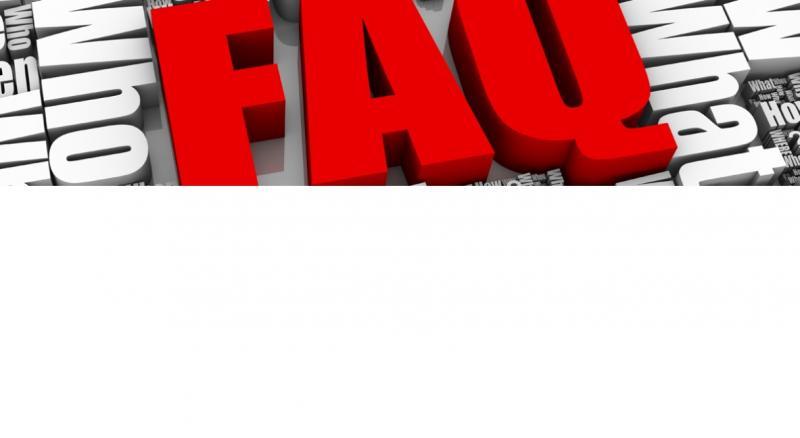FRIAC - FAQ