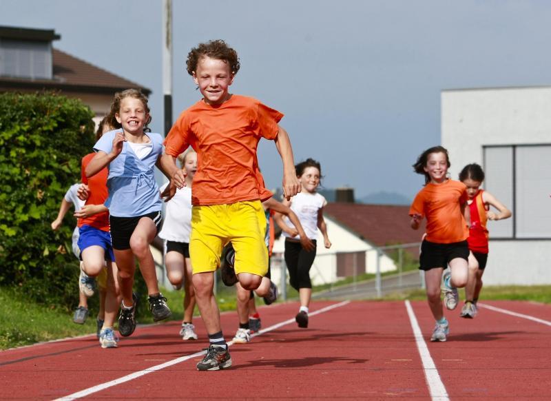 Athlétisme enfants