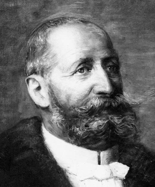 Charles Weck, Conseiller d'Etat/Staatsrat (1837–1931)