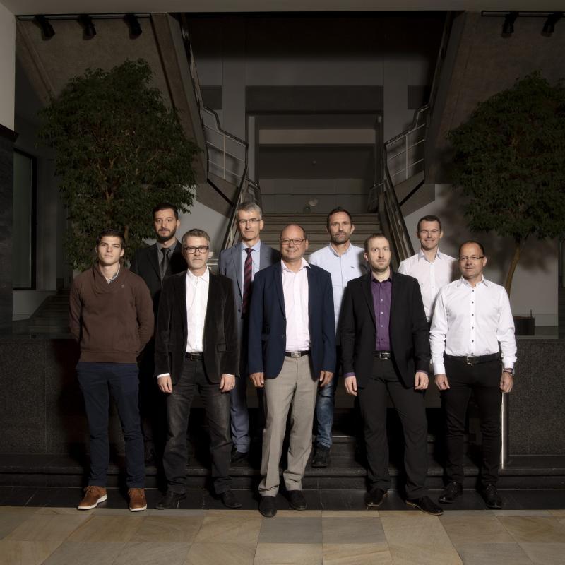 Die Finalisten des Innovationspreises des Kantons Freiburg