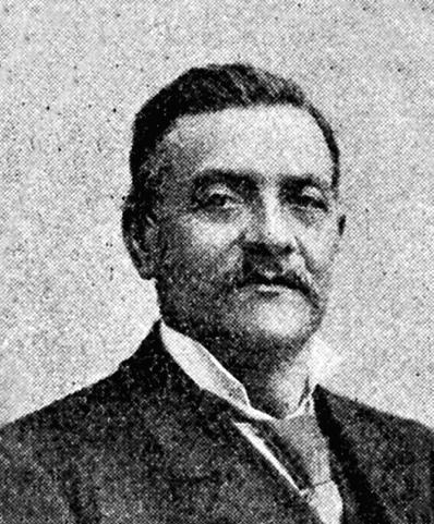 Alphonse Théraulaz Conseiller d'Etat/Staatsrat (1840–1921)