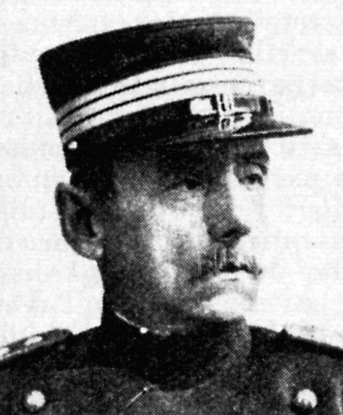 Arthur Techtermann, Conseiller d'Etat/Staatsrat (1841–1909)