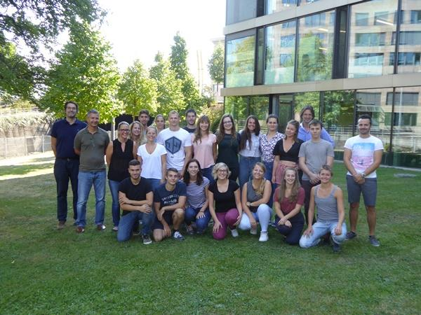 HfG Fribourg, Studierende an den Olympischen Jugendspielen 2018