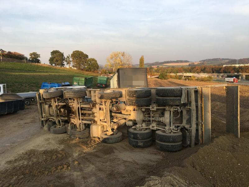 Accident de travail à Granges-Paccot – Appel à témoins