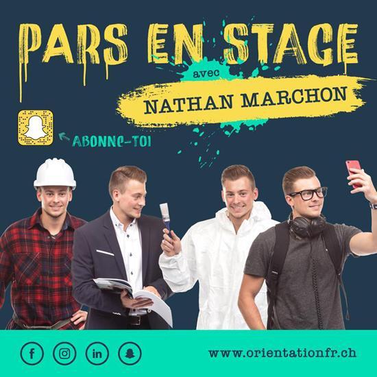 Pars en stage avec Nathan Marchon