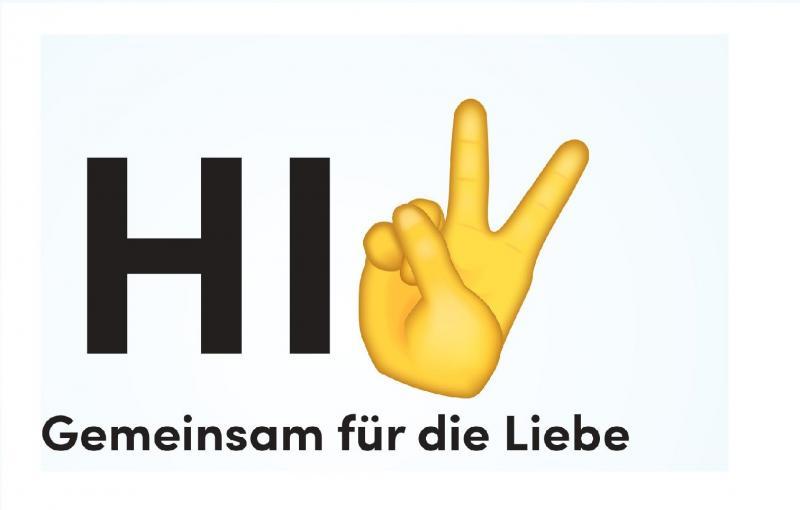 Gemeinsam für die Liebe - Kampagne der Aids-Hilfe Schweiz