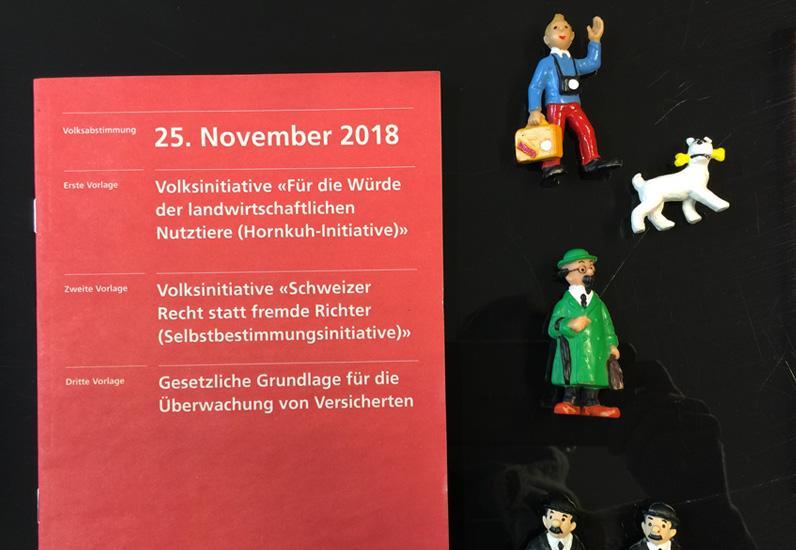 Erneut die Abenteuer von Tintin lesen und #HoppAbstimmen
