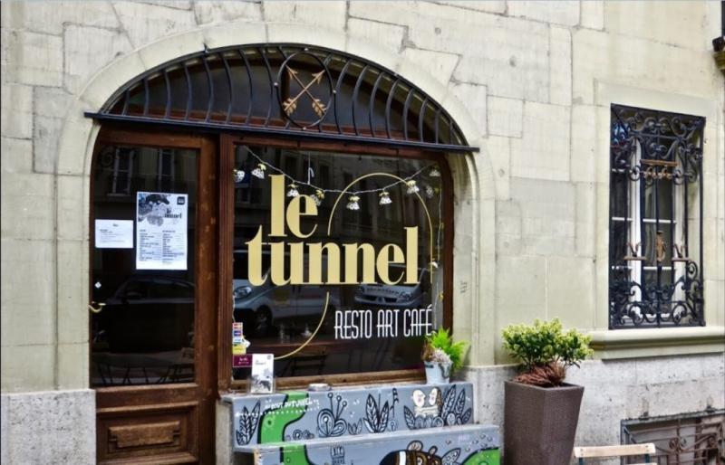 Café du Tunnel, Fribourg