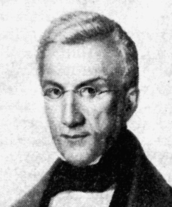 Léon Pittet, ancien Conseiller d'Etat/alt Staatsrat, (1806-1858)