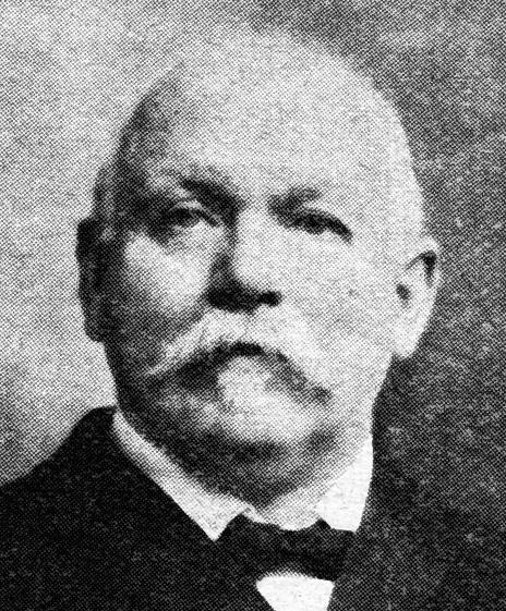 Antonin Weissenbach, ancien Conseiller d'Etat/alt Staatsrat, (1850-1921)