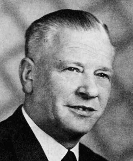 Paul Genoud, ancien Conseiller d'Etat/alt Staatsrat, (1916-1992)
