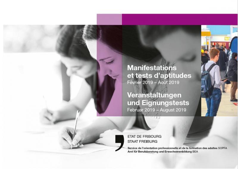 Manifestations et tests d'aptitudes