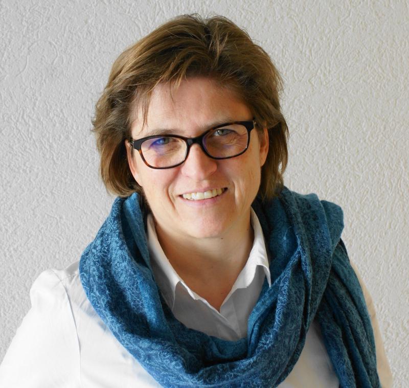 Gisela Bissig Fasel, neue Rektorin am Kollegium Heilig Kreuz