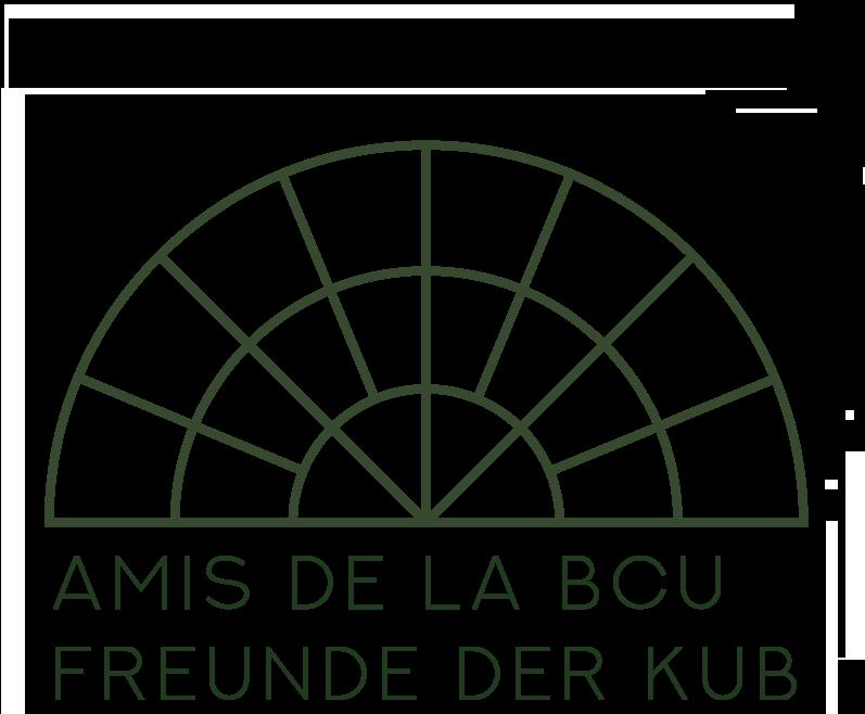 Logo Amis de la BCU