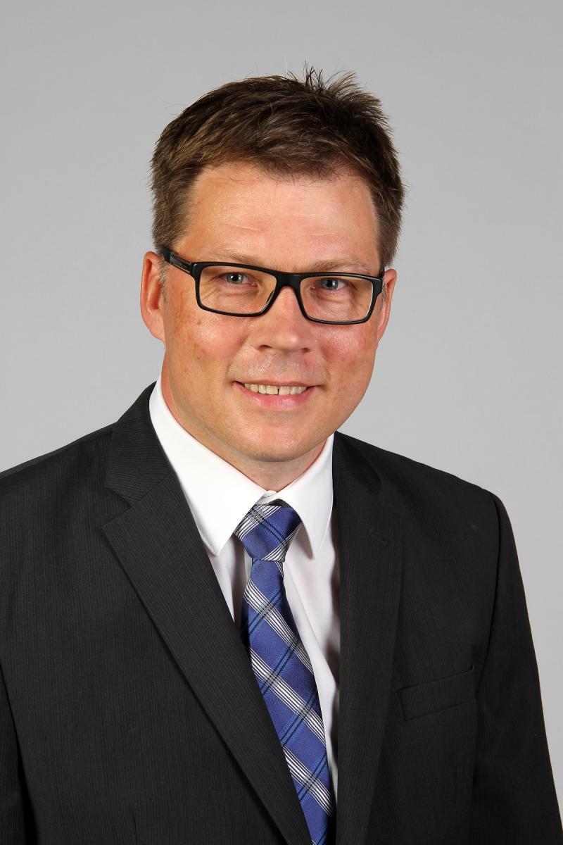 Dr. med. Ronald Vonlanthen - Medizinischer Direktor des freiburger spitals HFR